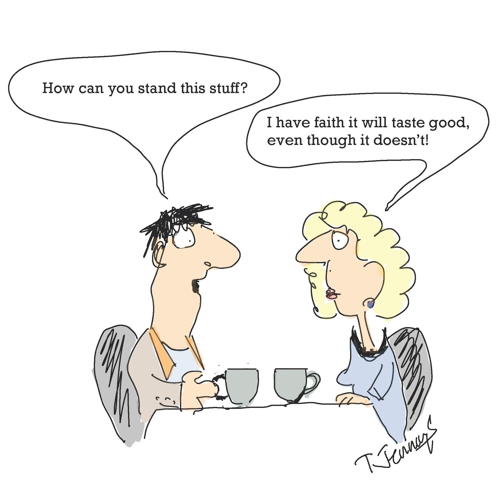 Reasonettes: Coffee