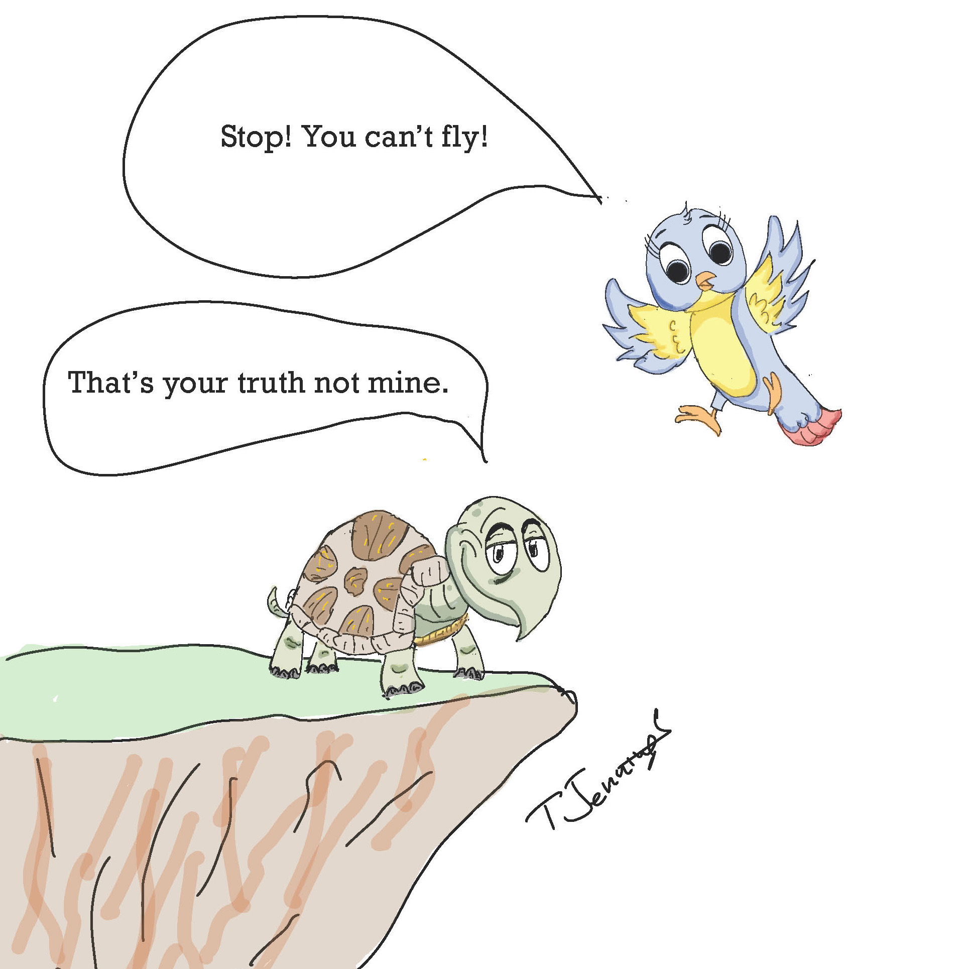Reasonettes: Turtle Truth