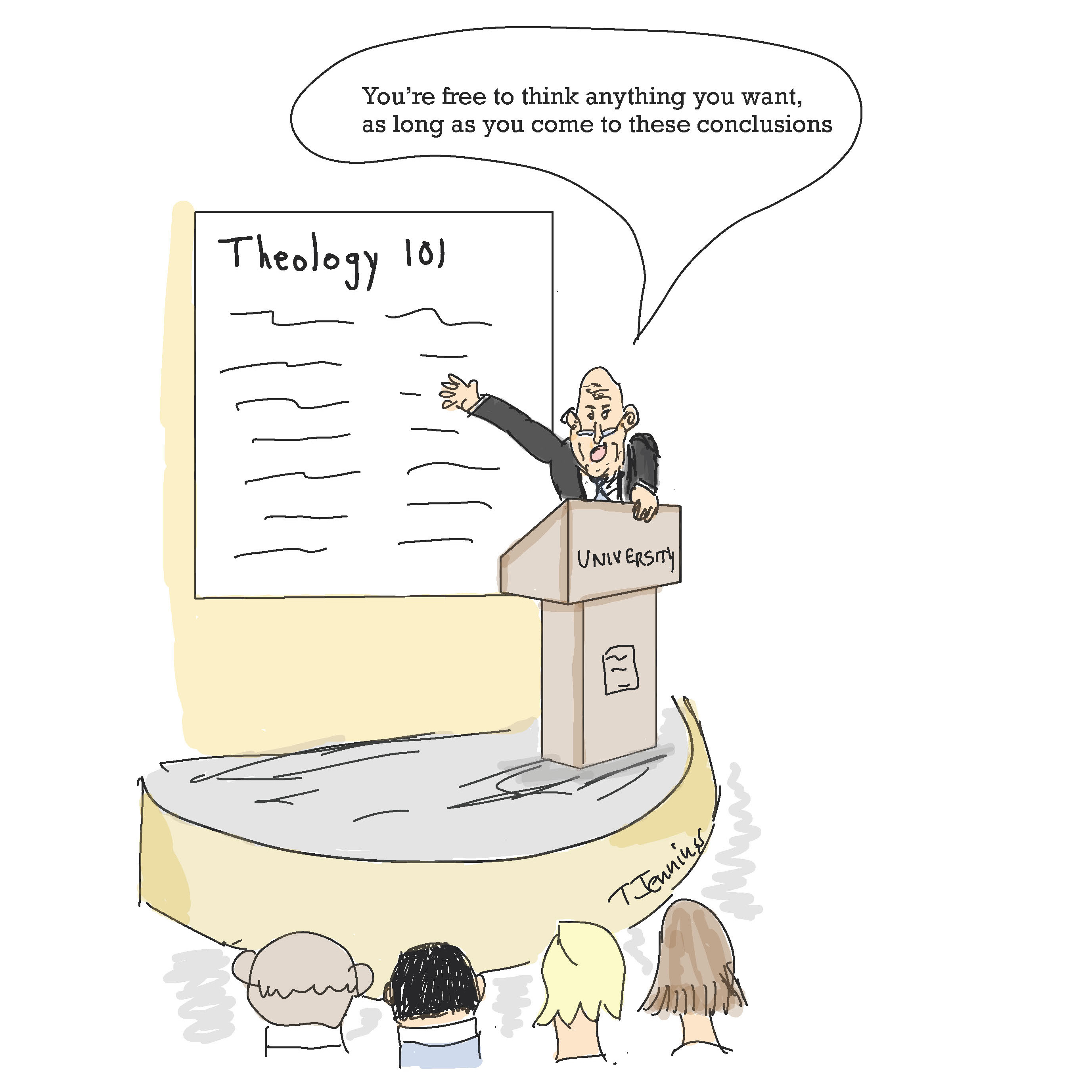 Reasonettes: Free To Think