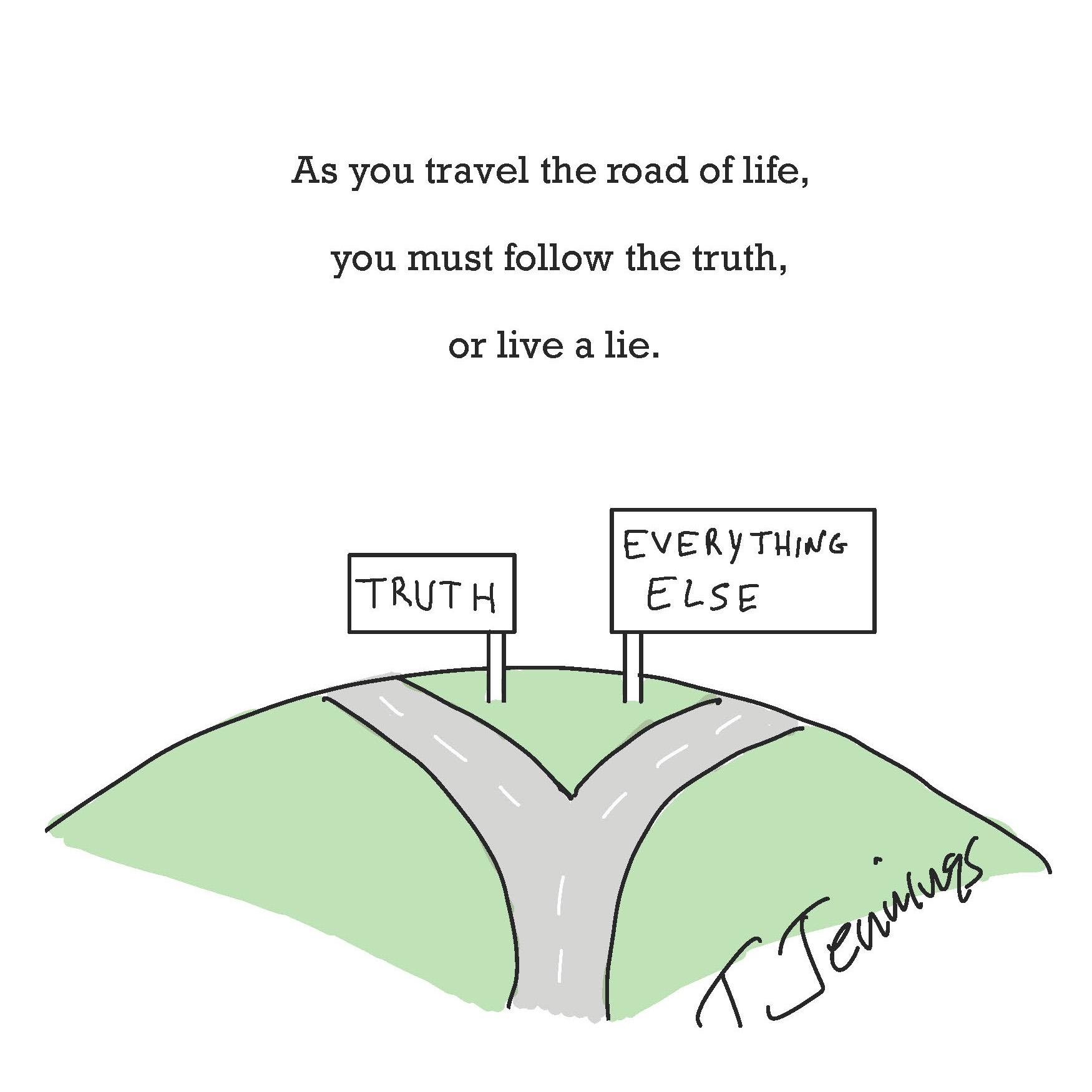 Reasonettes:  Follow Truth