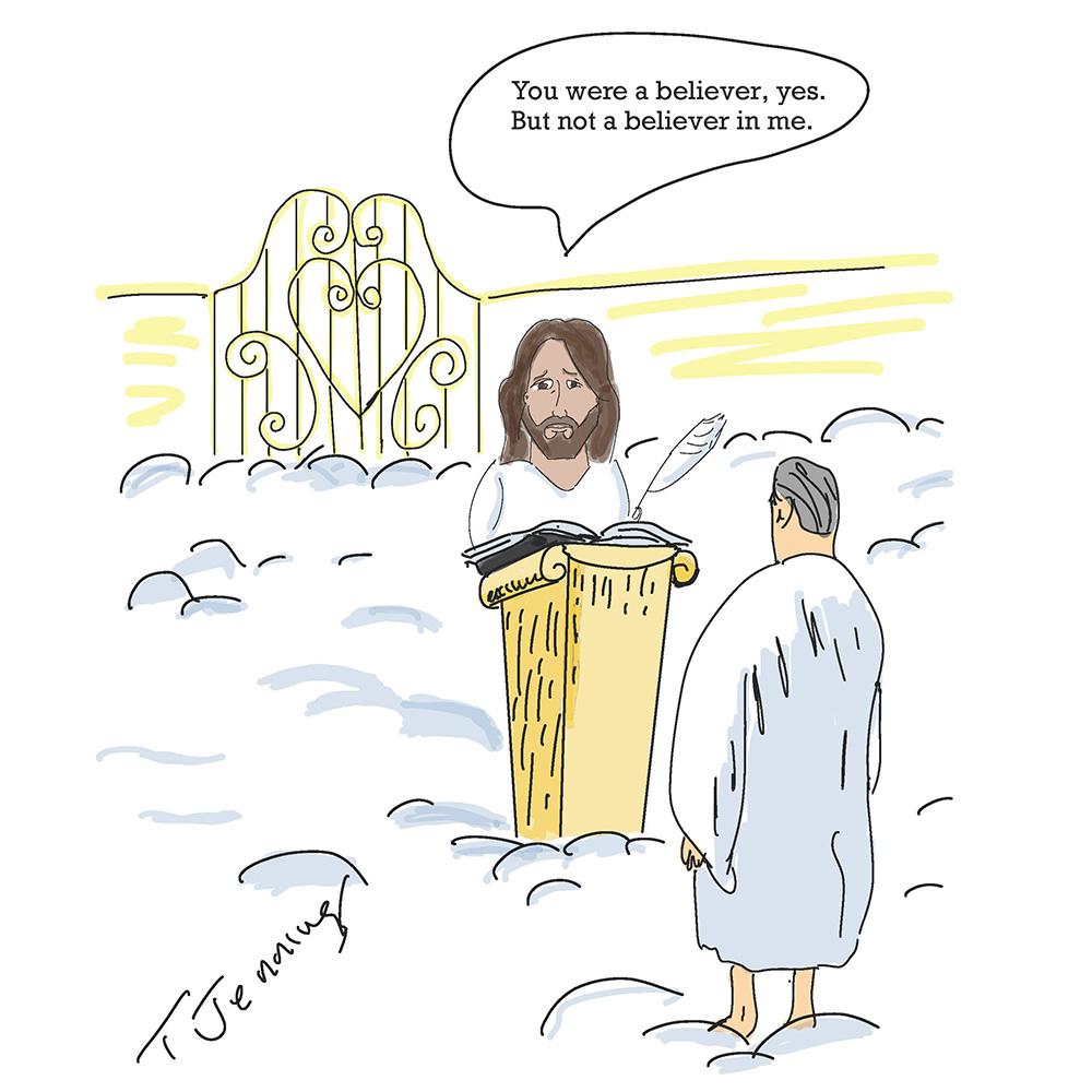 Reasonettes:  Believer