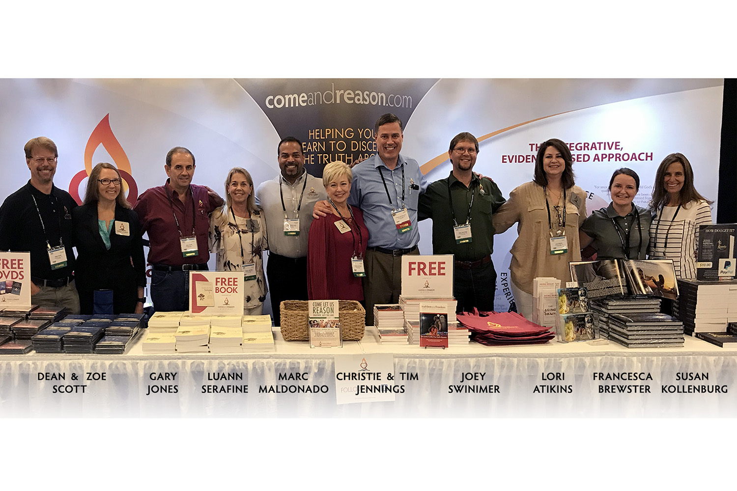Come and Reason Makes Big Impact at AACC 2017