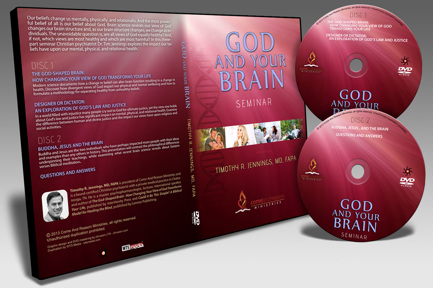 God And Your Brain 3: Buddha, Jesus, and the Brain
