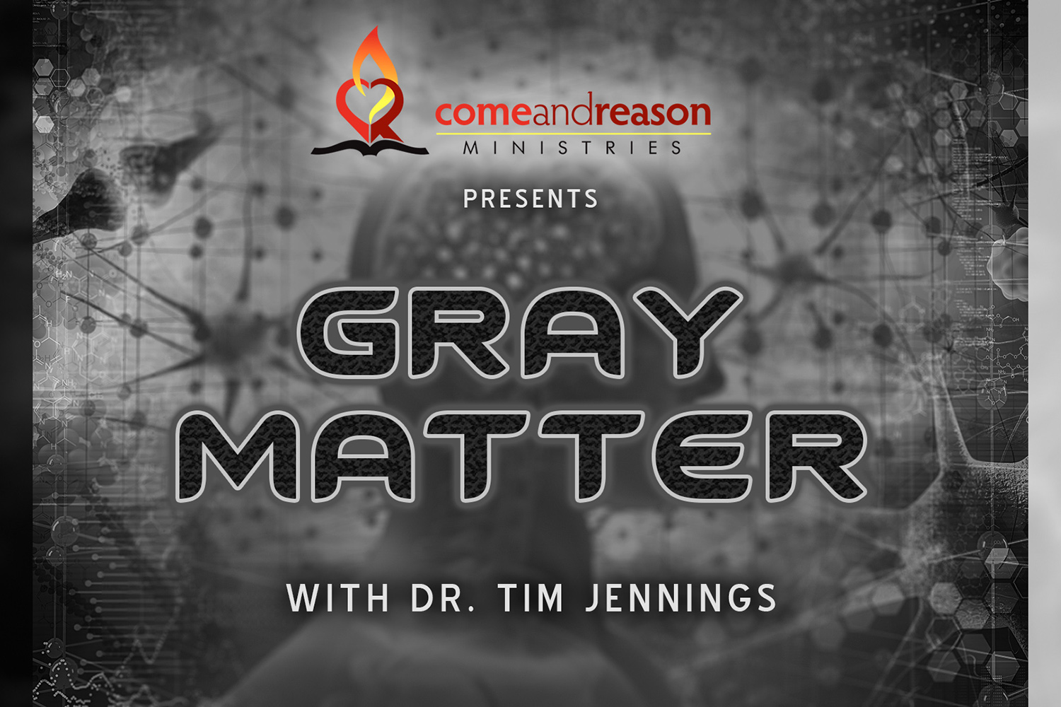 Gray Matter 08: Overcoming Fear of Death: Buddha or Jesus?