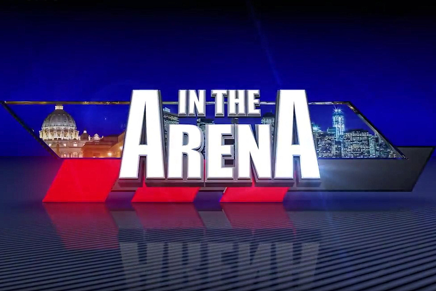 In The Arena: The Aging Brain