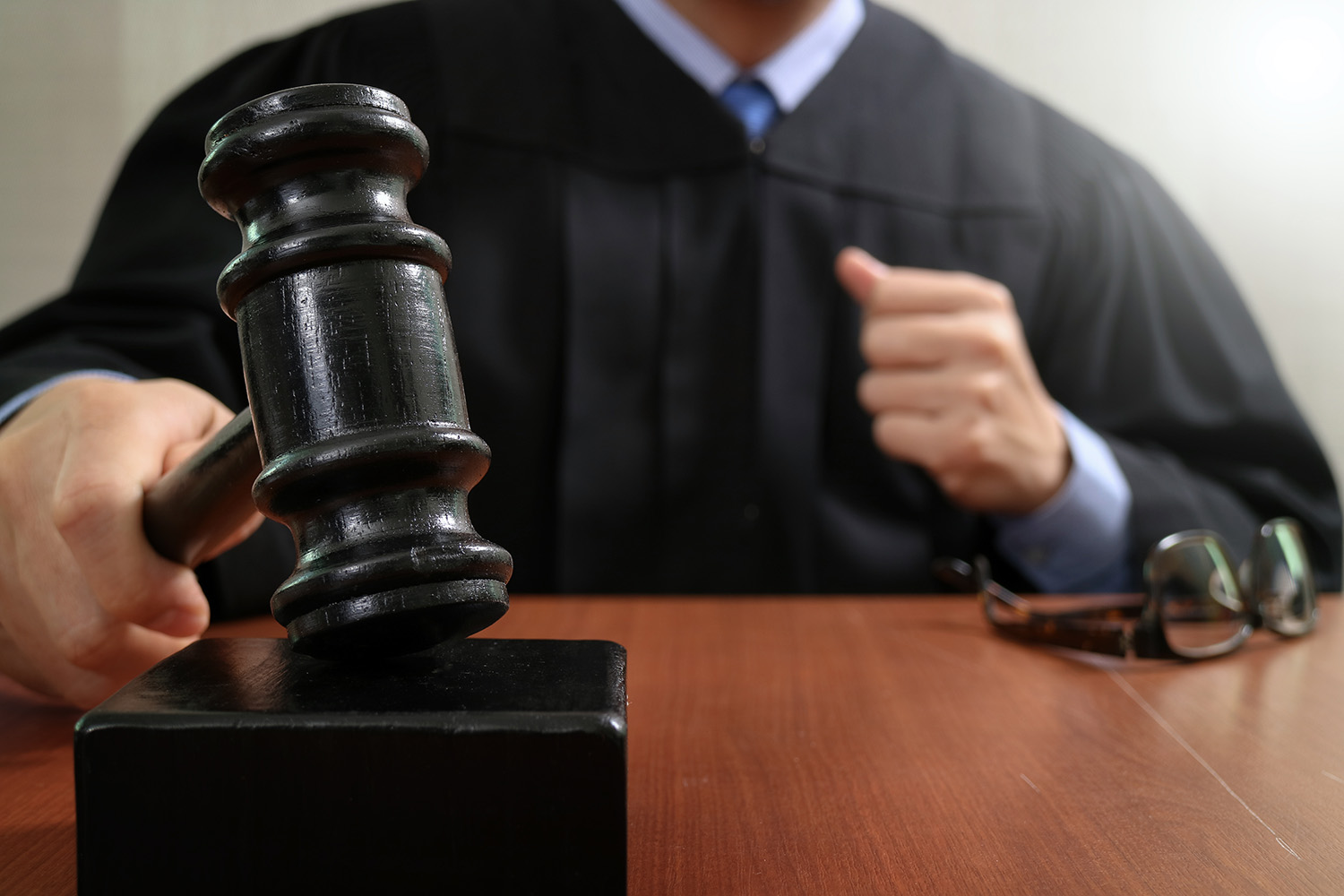 The Injustice of Human Justice